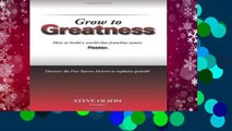 Best ebook  Grow to Greatness: How to build a world-class franchise system faster.  Review