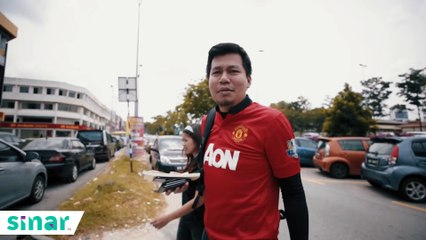 Jep Sepahtu Road To Paul Scholes