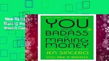 New Releases You Are a Badass at Making Money: Master the Mindset of Wealth Complete   deskripsi