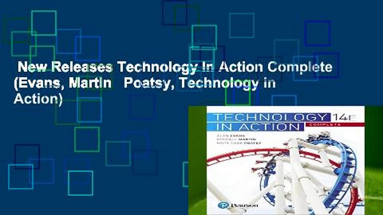 New Releases Technology In Action Complete (Evans, Martin   Poatsy, Technology in Action)