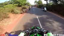 Extremely Close Calls, Road Rage, Crashes, Angry People & Scary Motorcycle Accidents [EP #109]