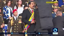 Venezuela: Nicolas Maduro survives 'assassination attempt'