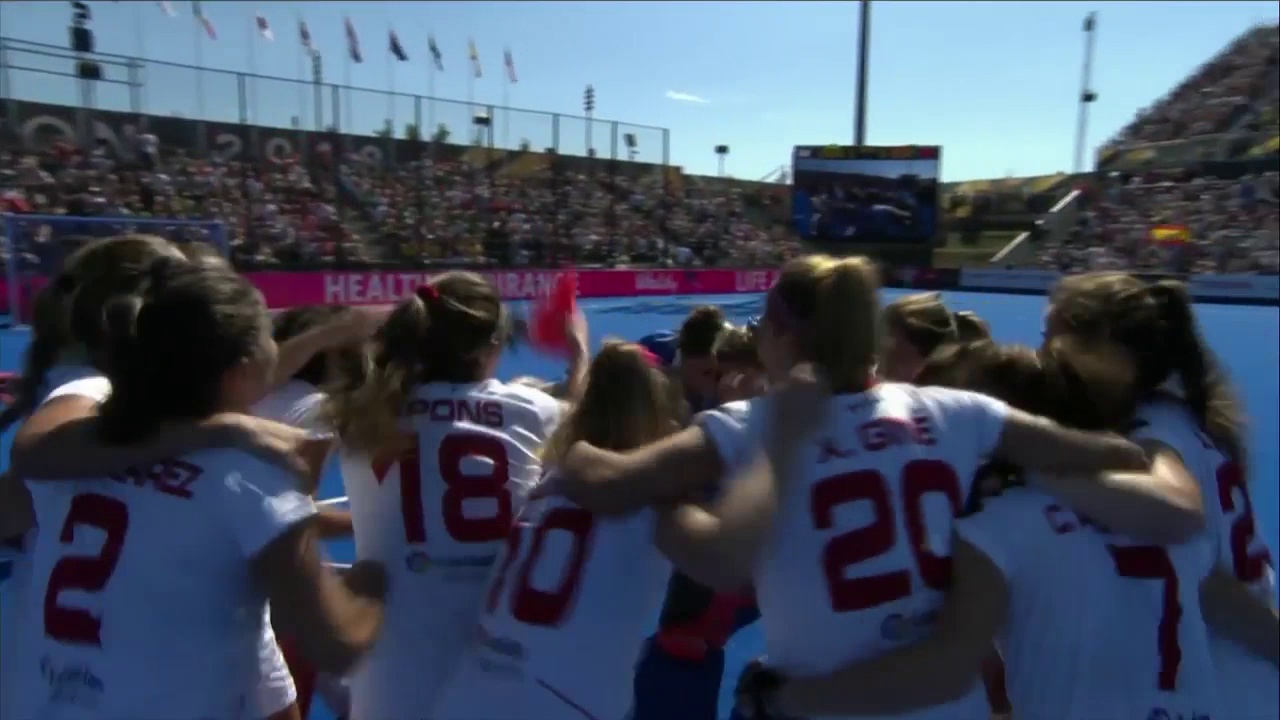 Australia v Spain   Women's World Cup Bronze Medal Match   Highlights