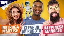 """Top 5 des nouveaux métiers expliqués aux vieux, """"promis mamie ça fait de l'argent """""""