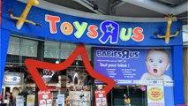 Toys R Us' Bankruptcy Hurt Jobs Report