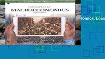 D0wnload Online Principles of Macroeconomics, Loose-Leaf Version For Kindle