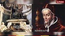 27 septembre 1590 : le jour où le pape Urbain VII meurt 13 jours après son élection