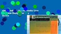 viewEbooks & AudioEbooks User Interface Design For Any device