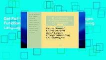 PDF The JR Programming Language Concurrent Programming in an