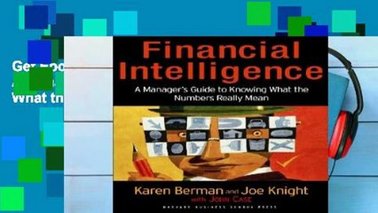 Get s  Financial Intelligence A Manager S Guide To Knowing What The Numbers Really Mean Full Movies