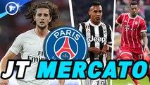 Le PSG lance les grandes manœuvres, Bordeaux multiplie les pistes en attaque
