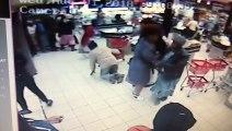 Ils volent... le distributeur de billets ENTIER dans un supermarché !