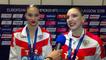 Svetlana Kolesnichenko, Varvara Subbotina – winners of Synchro Duet Technical