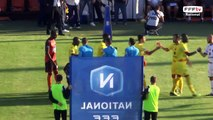 J01 : Stade Lavallois - QRM I National FFF 2018