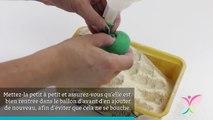 Comment faire une marionnette moulée