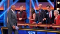 Scotty McCreery's Grandma Steals the Show on 'Celebrity Family Feud' | THR News