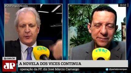 Os Pingos Nos Is - 03/08/18