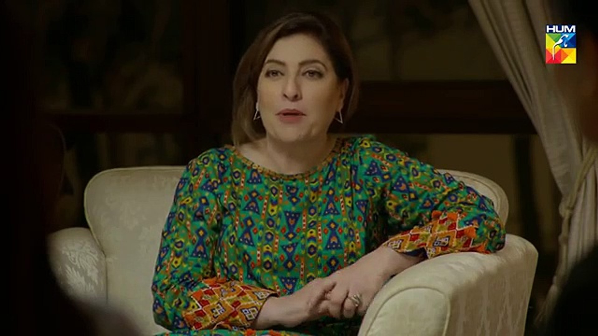 Aik Larki Aam Si Episode #34 HUM TV Drama 3 August 2018