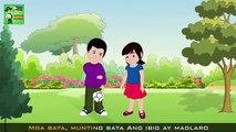 Sampung Oso sa Higaan   Awiting Pambata Tagalog   Ten in the Bed in Filipino