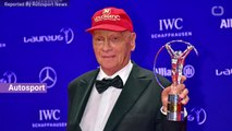 How Niki Lauda Is Doing After Lung Transplant Surgery