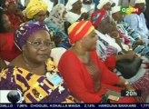 ORTM/ Le président de la république félicite les populations face au déroulement des élections présidentielles et se réjouit de sa place au premier tour