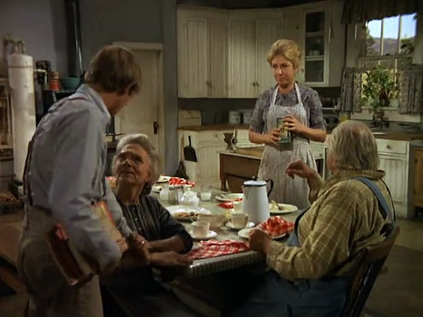 The Waltons S02E12 - The Bequest
