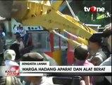 Eksekusi Puluhan Rumah di Gorontalo Ricuh
