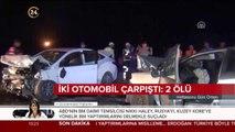 Muğla'da meydana gelen kazada iki kişi öldü, 4 kişi yaralandı