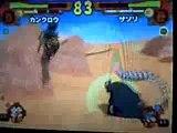 [PS2] Naruto Narutimate Accel 2 - Kankuro VS Sasori