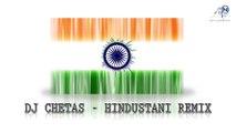 Dj Chetas - Hindustani Remix (Audio Visualization) ¦ MD Dj King Production
