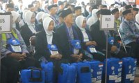 Jemaah Calon Haji Asal Kudus Didominasi Usia Lanjut