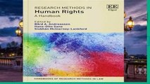 Full Trial Research Methods in Human Rights: A Handbook (Handbooks of Research Methods in Law