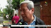 teleSUR noticias. México: hallan quinto cuerpo atrapado en mina
