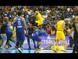Three Boomers players suspended by FIBA over Gilas - Australia brawl