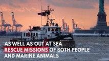 U.S. Coast Guard Celebrates Its 228th Birthday