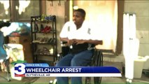 Wheelchair-Bound Shooting Victim Says Police `Hurted Me Real Bad` During Arrest