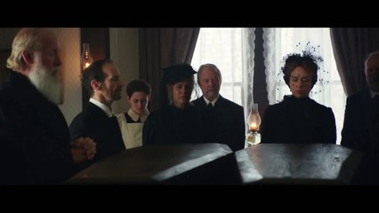 LIZZIE 2018 Official Trailer (Chloe Sevigny e Kristen Stewart)