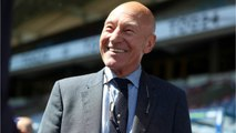 Patrick Stewart to Play Picard in New 'Star Trek' on CBS All Access