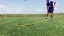 Soccer Conditioning Drills & Workouts (_Football Fitness Training without ball for kids & beginners)