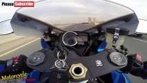 Suzuki GSXR 600 Top Speed HD - video dailymotion