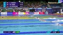 Championnats Européens / Natation : Charlotte Bonnet et Margaux Fabre en demi-finale du 200m !