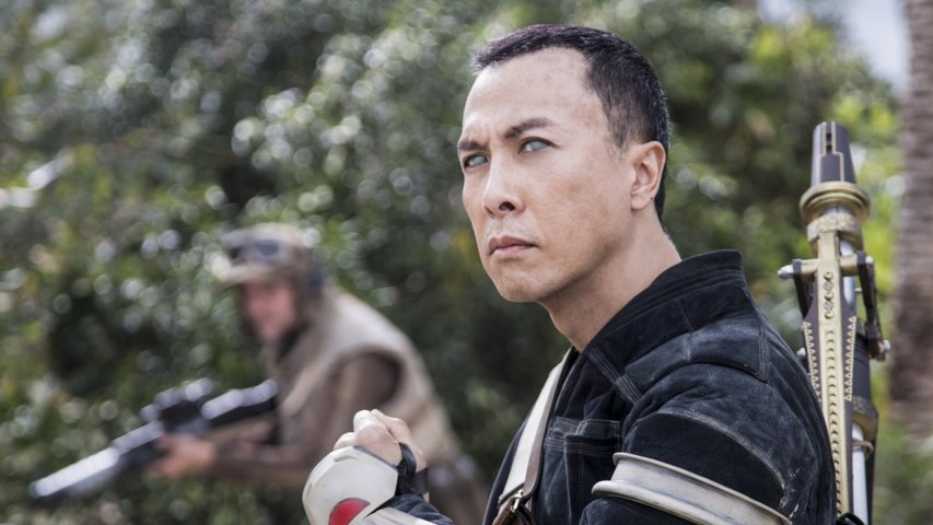 Donnie Yen Explain Why 'Star Wars' Films Don't Work In China | Godialy.com