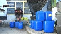 Canicule : les migrants de Calais face au problème de l'accès à l'eau - 05/08/2018