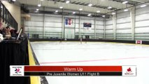 Pre-Juvenile Women U11 Free Program Flight B - 2018 Wild Rose Invitational- Robinsons Arena