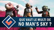 NO MAN'S SKY NEXT : Un multijoueur à la hauteur ? | GAMEPLAY FR