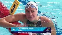 Championnats Européens / Natation : Bonnet se qualifie pour la finale du 200 mètres nage libre !