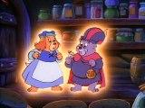 Disneys Gummibärenbande - 20. a) Ein Dieb im Haus