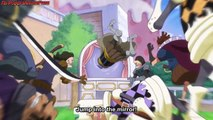 Luffy Vs Perospero's Candy Wall, Katakuri Vs Luffy On Sunny Preview, One Piece Ep 848