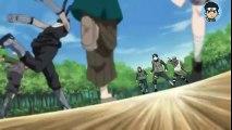 Kakashi Se Reencuentra Con Haku y Zabuza, Zabuza Reconoce a Sakura y Haku Recuerda a Naruto