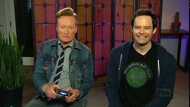 Conan 2018.05.03 Jenna Elfman